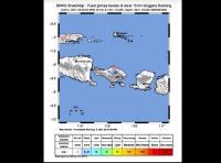 Buleleng Bali Diguncang Gempa Berkekuatan M3,6