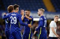 Chelsea Imbang Lawan Tottenham Hotspur 2-2