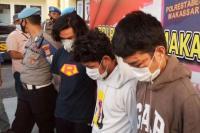 Ditetapkan Tersangka, 2 Pelaku Tarung Bebas di Makassar Tidak Ditahan
