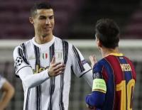 Tinggalkan Barcelona, Lionel Messi Akan Jawab Tantangan Cristiano Ronaldo?