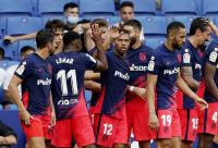 Hasil Espanyol vs Atletico Madrid di Pekan Keempat Liga Spanyol 2021-2022: Los Rojiblancos Menang Dramatis 2-1