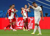 Real Madrid vs Celta Vigo, Los Blancos Tertinggal 1-2 di Babak Pertama