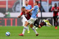 Hasil Liga Italia Semalam: Inter Milan Diimbangi Sampdoria, AC Milan Tekuk Lazio 2-0