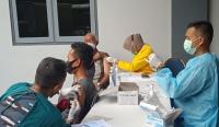 Serbuan Vaksinasi TNI AL Bersama MNC Peduli Diikuti 500 Peserta