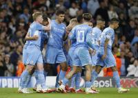 Manchester City Gilas RB Leipzig 6-3, Kevin De Bruyne dan Jack Grealish Panen Pujian