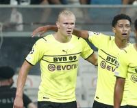 Jude Bellingham Pecahkan Rekor Mbappe di Liga Champions, Erling Haaland Beri Sanjungan