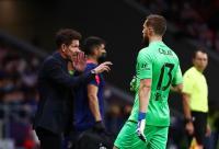 Jan Oblak Kecewa Berat Atletico Madrid Gagal Kalahkan 10 Pemain Porto di Liga Champions
