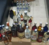 Crowd Free Night, Polisi Sita Ratusan Botol Miras di Kota Tua