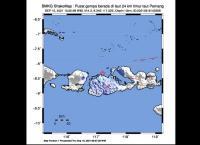 Gempa Berkekuatan Magnitudo 4,3 Guncang Sumbawa NTB
