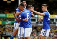 Leicester City vs Napoli, The Foxes Tak Diperkuat 2 Pemain Andalan