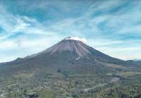 Aktivitas Vulkanik Meningkat, Gunung Semeru Berada di Level Waspada