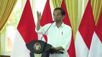 Kasus Covid-19 Menurun, Jokowi Ingatkan Daerah di Sumut Tetap Hati-Hati