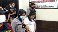 Ambil Paket Mi Instan Berisi Sabu, 2 Kurir Narkoba Ditangkap