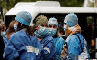 Prancis 'Skorsing' 3.000 Pekerja Layanan Kesehatan karena Tidak Divaksin Covid-19