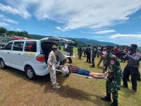 9 Nakes Berhasil Dievakuasi ke Jayapura Usai Disiksa KKB