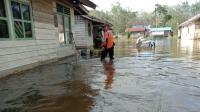 Tidak Ada Warga Mengungsi Akibat Banjir di Sintang