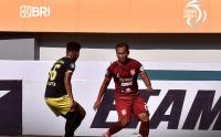 Borneo FC vs Barito Putera, Babak Pertama Imbang 0-0