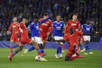 Hasil Liga Eropa Semalam: Leicester City Diimbangi Napoli, Lazio Takluk dari Galatasaray