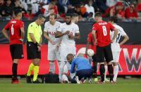 Hasil Liga Konferensi Eropa Semalam: AS Roma Menang Besar, Rennes vs Tottenham Hotspur Berakhir Imbang