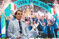 Betah Latih Timnas Italia, Roberto Mancini Belum Ada Niatan Balik Tangani Klub