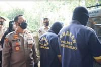 Polisi Tetapkan Dua Tersangka Pembuang Limbah Alkohol ke Bengawan Solo