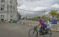 Weekend Ini, Warga Bisa Kembali Berolahraga di Kawasan Kota Tua