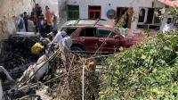 AS Akui Serangan Drone Tewaskan 10 Warga Sipil