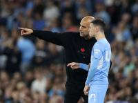 Jelang Man City vs Southampton, Guardiola: Kami Tak Butuh Striker