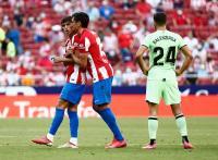 Hasil Atletico Madrid vs Athletic Bilbao di Pekan Kelima Liga Spanyol 2021-2022: Joao Felix Kartu Merah, Los Rojiblancos Imbang di Kandang Sendiri