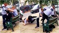 Viral, Salah Pilih Sasaran, Seorang Preman Dihajar Remaja Juara Jiu-jitsu