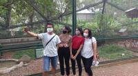 Warga Pilih Berwisata di Taman Burung TMII Karena Alami dan Terbuka