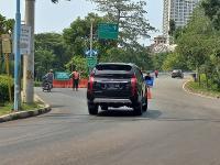 Ganjil-Genap di Ancol, 25 Kendaraan Diputarbalikkan
