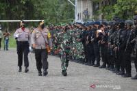 Polres Mimika Siap Antisipasi Gangguan KKB saat PON Papua