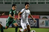 Babak Pertama Usai, PSS Sleman dan Arema FC Masih Sama Kuat