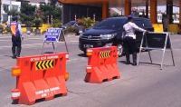 Ganjil Genap di Bandung, Ratusan Kendaraan Diputarbalikkan