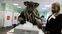 Donald Trump, Zebra, dan Davy Jones Ikuti Pemilu Rusia, Pemilih Datang Naik Unta