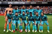 Valencia vs Real Madrid Imbang 0-0 di Babak Pertama