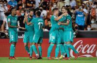Hasil Valencia vs Real Madrid di Pekan Kelima Liga Spanyol 2021-2022: Sempat Tertinggal, Los Blancos Menang Dramatis 2-1