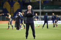 AS Roma Dapat Kekalahan Pertama, Jose Mourinho: Kami Kehilangan Banyak Bola