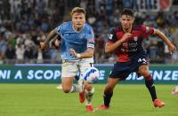Lazio vs Cagliari Berakhir 2-2, Biancocelesti Merasa Sudah di Jalur yang Benar