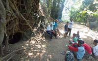 Geger Pohon Keramat di Gua Pangeran Mangkubumi, Kayunya Diambil Tertimpa Bala