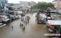 Diguyur Hujan Lebat, Wilayah Jembrana Bali Dilanda Banjir dan Longsor
