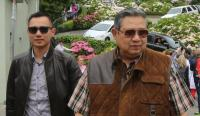 SBY dan AHY Bertolak ke Purwerejo Hadiri Pemakaman Ibu Ageng