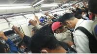 Keluhan Penumpang KRL dari Manggarai ke Depok 2,5 Jam