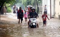Antisipasi Genangan di Musim Hujan, 40 Unit Pompa <i>Mobile</i> Siaga di Jaksel