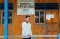 Helikopter TNI AD Evakuasi Jenazah Nakes Gabriela dari Kiwirok