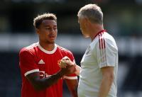 Siap Beri yang Terbaik, Jesse Lingard Ingin Bertahan di Manchester United