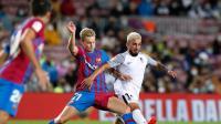 Barcelona Tertinggal dari Granada di Babak Pertama