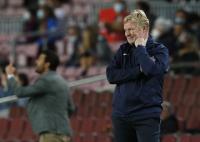 Barcelona Hampir Kalah dari Granada, Ronald Koeman Lelah Bahas Masa Depan