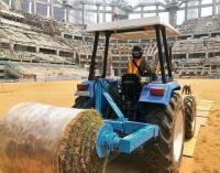 Rumput Jakarta International Stadium Setara Allianz Arena, Ini Kecanggihannya